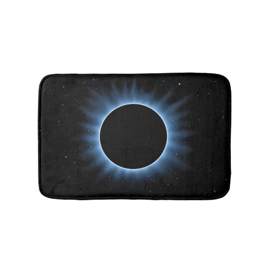Solar Eclipse Bath Mats