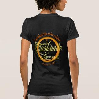 Solar Eclipse Clarksville TN Women's Shirts