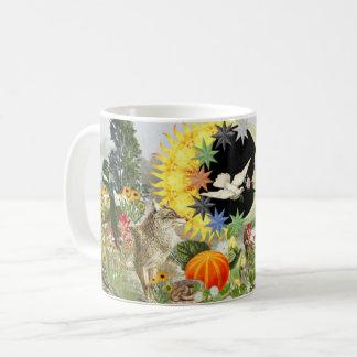 Solar Eclipse Classic Cafe Mug