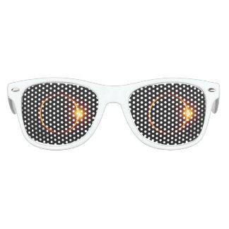 Solar Eclipse Dark Sun & Moon Kids Sunglasses