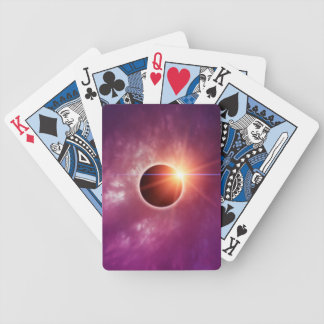 Solar Eclipse Deck Poker Deck