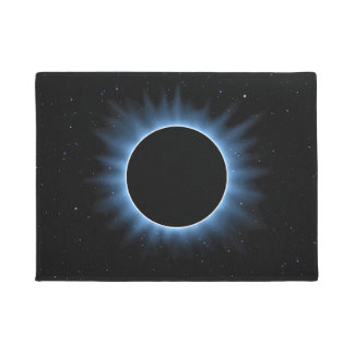 Solar Eclipse Doormat