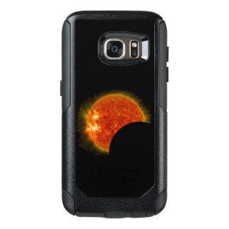 Solar Eclipse in Progress OtterBox Samsung Galaxy S7 Case