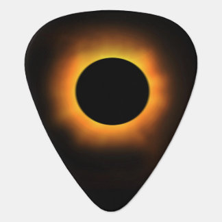 Solar Eclipse Plectrum