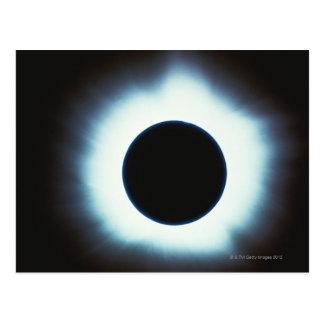 Solar Eclipse Postcard