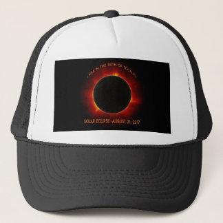 Solar Eclipse Trucker Hat