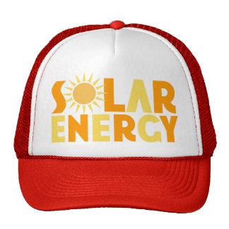 Solar Energy Gift Hat