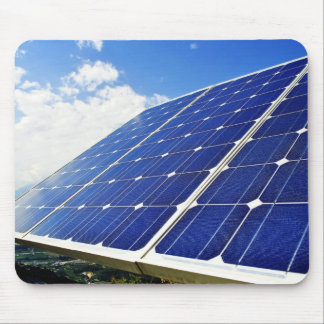 Solar Energy - Green Energy Mousepad