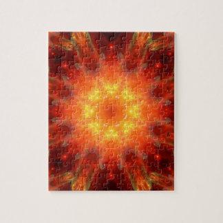 Solar Energy Portal Mandala Puzzle