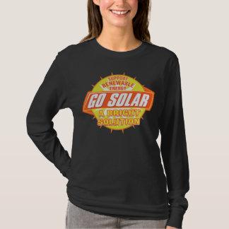 Solar Energy Solution T-Shirt