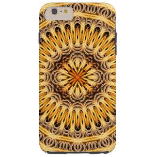 Solar Expansion Mandala Tough iPhone 6 Plus Case
