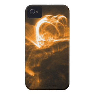 Solar Flare Blackberry Cover Case-Mate iPhone 4 Cases