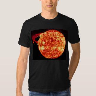 Solar Flare - Photo Taken From Skylab T Shirts