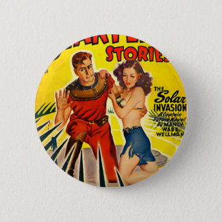 Solar Invasion 6 Cm Round Badge