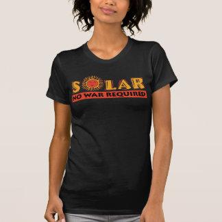 Solar - No War Required Shirt
