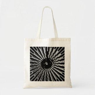 Solar Plexes - Silver Star Budget Tote Bag