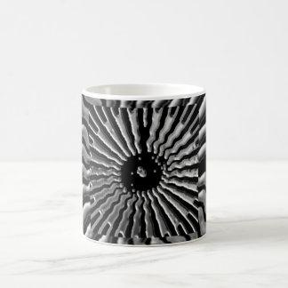 Solar Plexes - Silver Star Classic White Coffee Mug