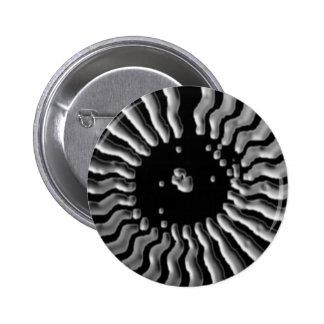 Solar Plexes - Silver Star Pins
