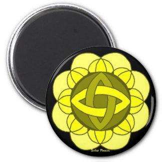 """Solar Plexus Chakra"" Magnet"