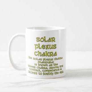 Solar Plexus Chakra mug