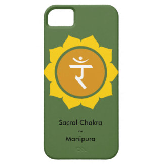 SOLAR PLEXUS CHAKRA PHONE CASE iPhone 5 COVERS