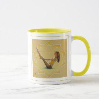 Solar Plexus Chakra/Yoga Mug