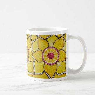 Solar Plexus Classic White Coffee Mug