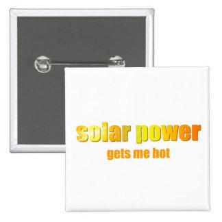 Solar Power Hot Buttons