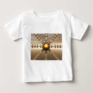 Solar Power Structure Baby T-Shirt