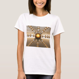 Solar Power Structure T-Shirt