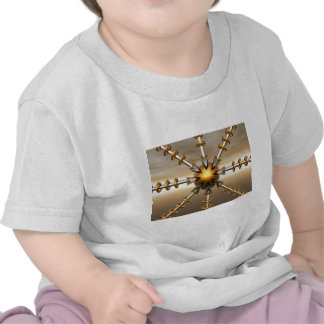 Solar Power Structure Shirts