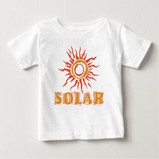 Solar Power Sun T Shirt