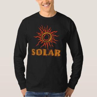 Solar Power Sun Tees