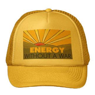 Solar Power, War Cap