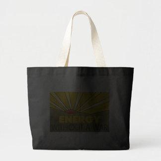 Solar Power, War Jumbo Tote Bag