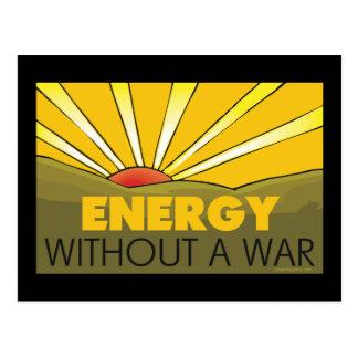 Solar Power, War Postcard