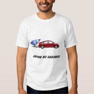 Solar Prius PHEV, Driving on sunshine! Shirts