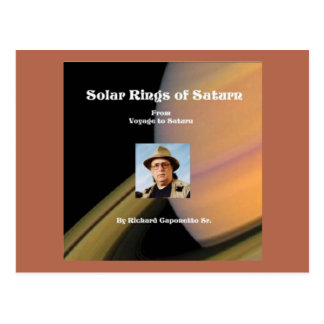 Solar Rings Postcard