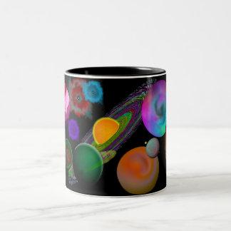 Solar System Design  Mug