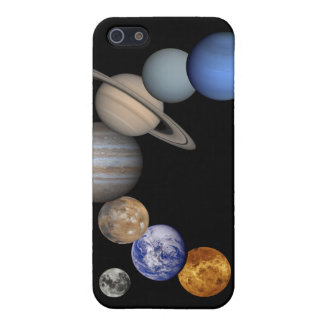 Solar System iPhone 4 Skin iPhone 5/5S Case