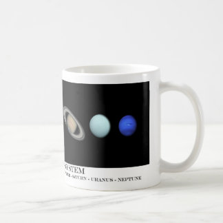 Solar System Planets Mug