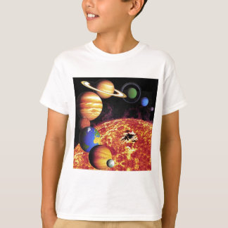 Solar System Planets T-Shirt