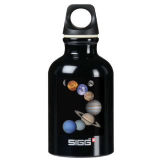 Solar System SIGG Traveller 0.3L Water Bottle