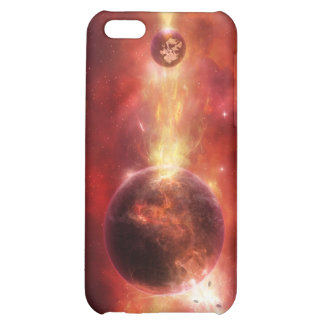 Solar Tsunami Case For iPhone 5C