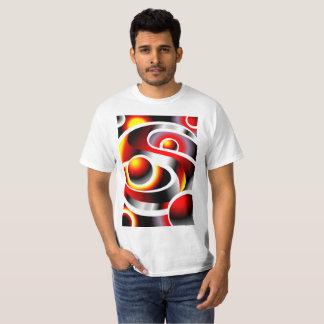SOLARMOON Abstract Art #05 T-Shirt