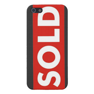 Sold iPhone 5 Case