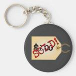 Sold Keychain