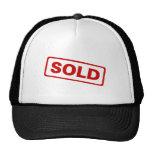 Sold Mesh Hat