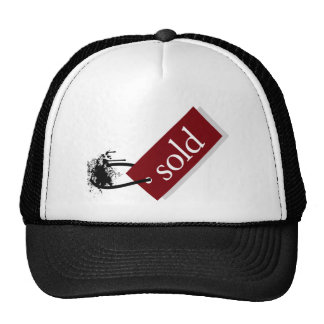 Sold Trucker Hat