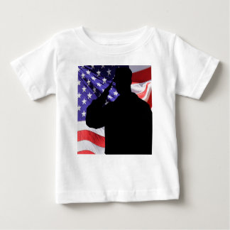 Soldier Baby T-Shirt